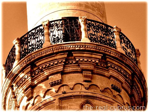 Larnaca Mosque Minaret