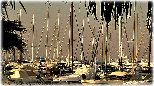 Larnaca Marina View