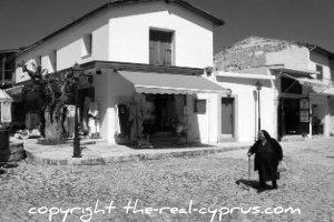 Omodhos Village