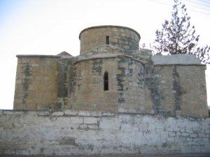 Ayios Eustasios Church Kolossi