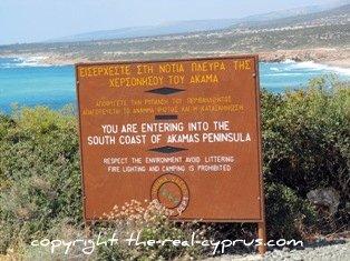 Travel Paphos Akamas
