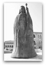 Archbishops Palace In Nicosia