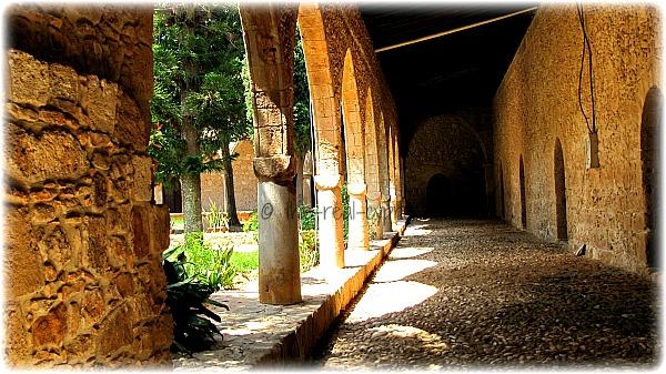 Ayia Napa Monastery Cloisters