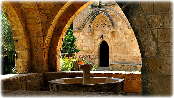 The Stone Font and Window