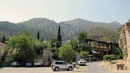 Bellapais Village