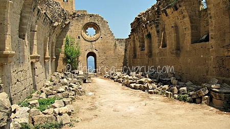 Bellapai Abbey