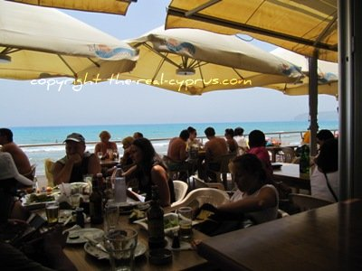 Chris Blue Beach Taverna