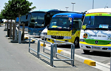 Cyprus By Bus