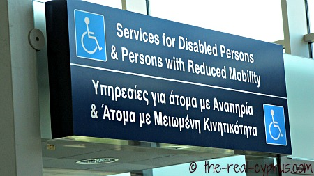 Wheelchair Cyprus