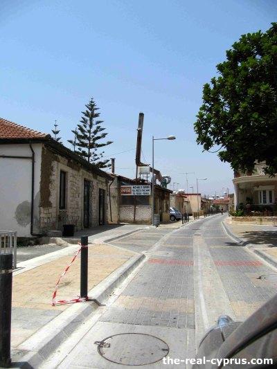 Erimi Main Street
