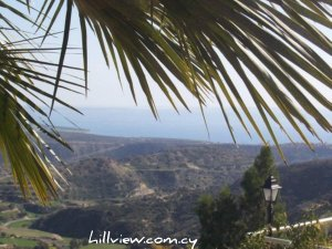 Hillview Restaurant Pissouri