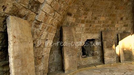 Larnaca Castle Tombstone
