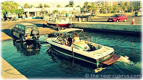 Pajero Hauling Boat