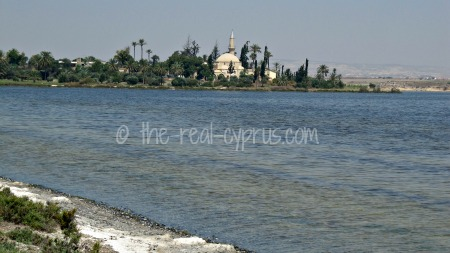 Larnaka Salt Lake