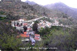 Sykopetra Village