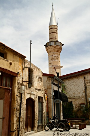Turkish Cypriot Mosque