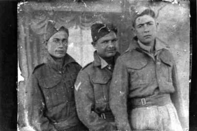 Volunteer Soldiers Second World War