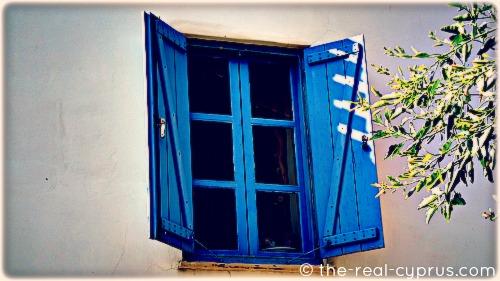 Blue Shutters Cyprus