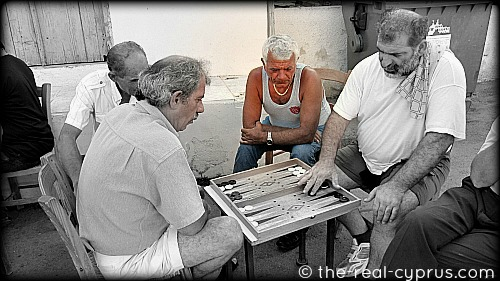 Tavli Cyprus