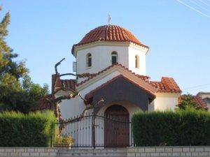 Panagia Tamana Church Kolossi