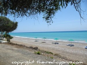 Pissouri Beach Restaurant