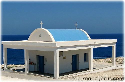 Wedding Church Protoras