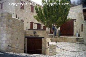 Cyprus Wine Villages Vasa