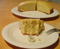 Vassilopita Cake