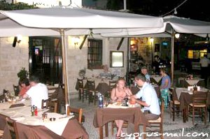 Vraka Tavern Pissouri