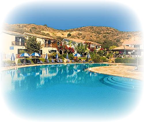 Cyprus Apartment Swimming Pool