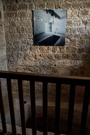 Larnaka Castle Gallows Area