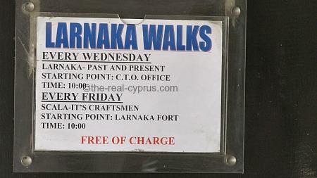 Larnaca Cultural Walk