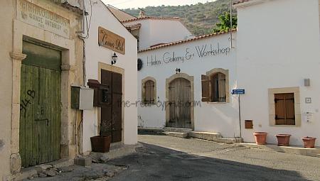 oroklini village
