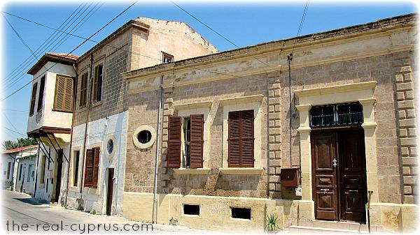 Larnaca Old Town