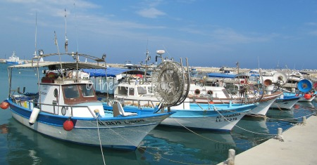 zygi fishing harbour