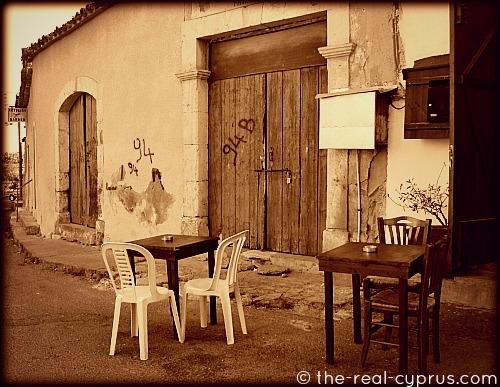 Street Bar Oroklini Village