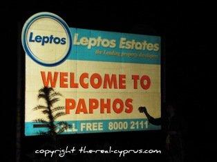 Travel Paphos