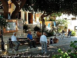 Pissouri Village Square